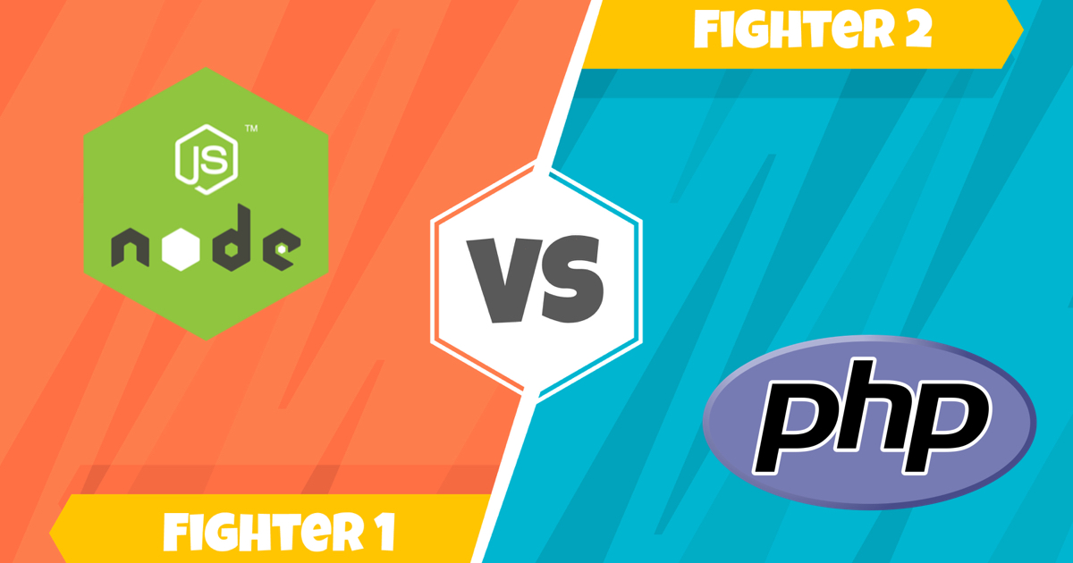 NodeJS vs PHP? Let's settle the debate with a clear winner